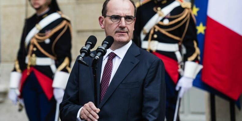 Le nouveau Premier ministre Jean Castex dévoile sa feuille de route