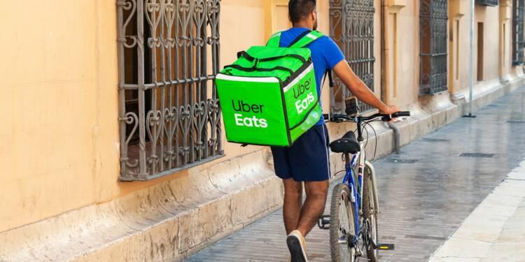 Livraison de repas : le géant des VTC Uber rachète Postmates