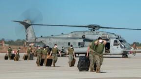 L'US Army arrive en France avec des dizaines d'hélicoptères