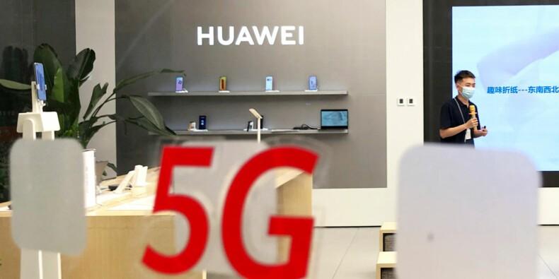 """5G : pas de """"bannissement total"""" pour Huawei, mais des restrictions"""