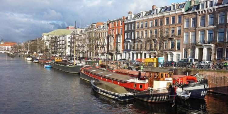 """Pays-Bas : lancement d'un """"cercueil vivant"""" fait à base de champignons"""