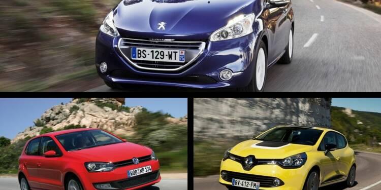 Les 10 voitures d'occasion les plus vendues depuis début 2020