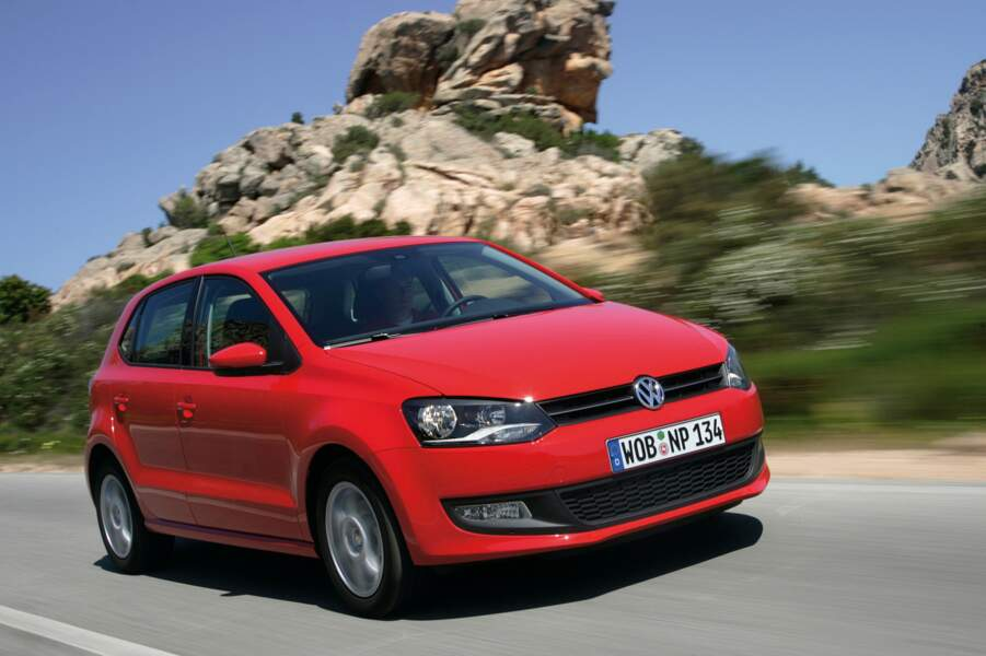 9 - VOLKSWAGEN POLO (37.177 transactions)