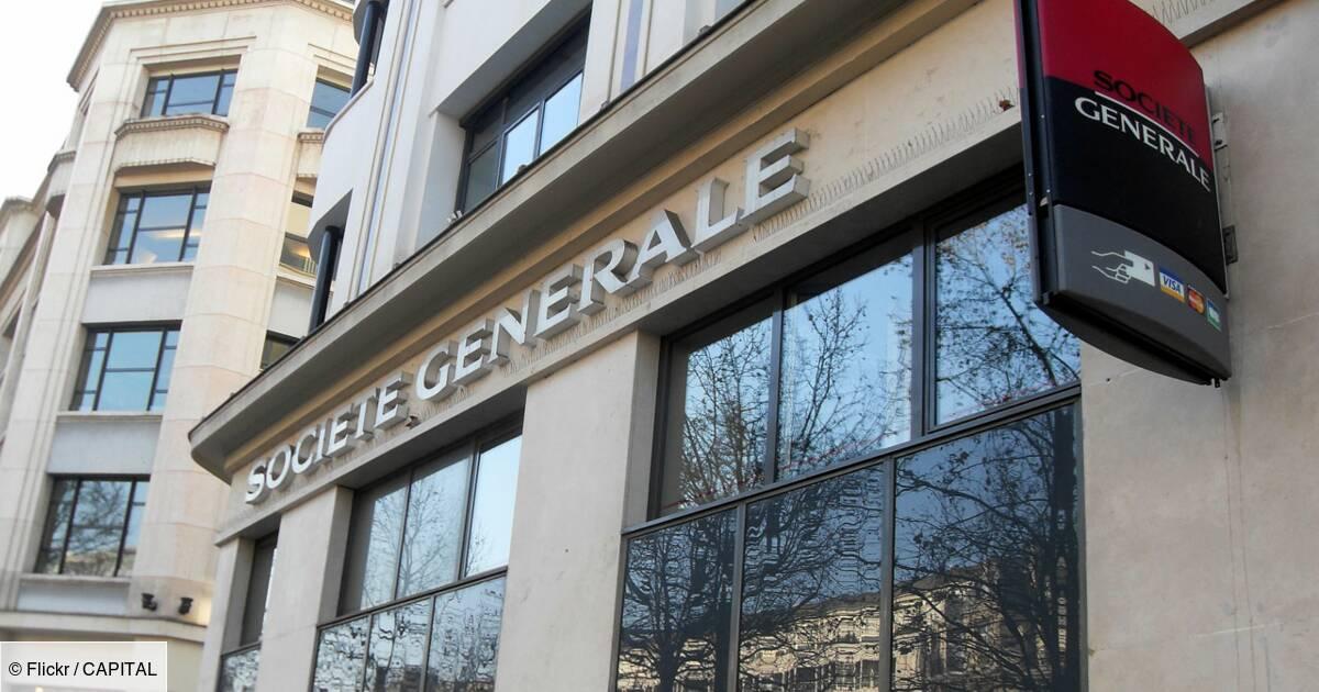 Plombée par les pertes, la Société Générale veut créer une nouvelle banque