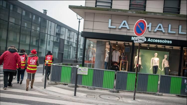 Beaumanoir (Morgan) rachète l'essentiel de La Halle (Vivarte), 2500 emplois sauvés