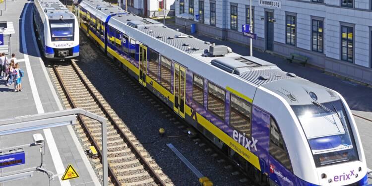 """En passe de racheter Bombardier, Alstom se finance à """"d'excellentes conditions"""""""