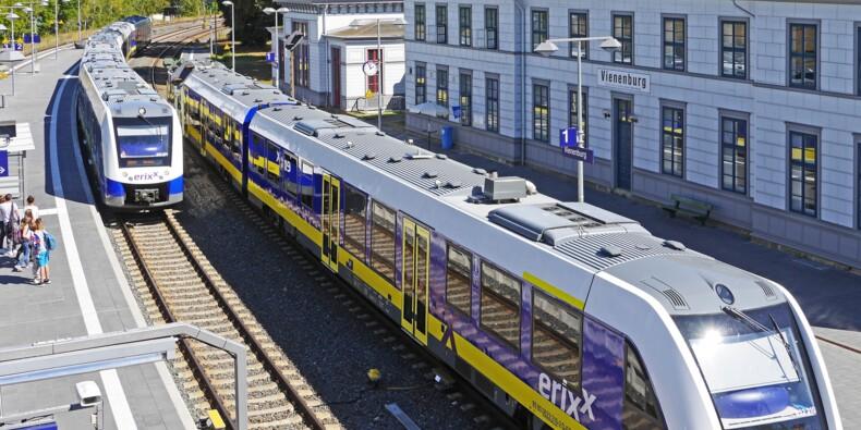 Le train à hydrogène d'Alstom va assurer en Autriche un service régulier