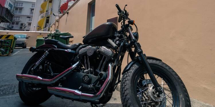 Harley-Davidson également touché par la crise