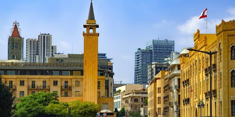 Liban : Bouygues, Vinci et Eiffage pas pressés sur la reconstruction de Beyrouth