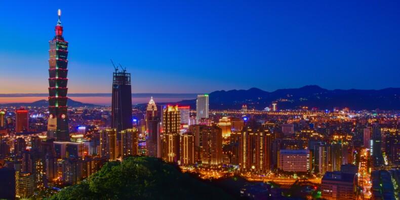 """La Chine veut faire de Taiwan le """"prochain Hong Kong"""", alerte Taipei"""