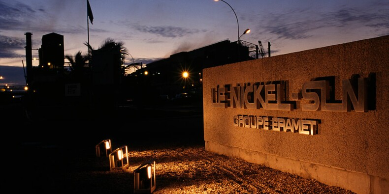 Société Le Nickel (Eramet), 1er employeur de Nouvelle-Calédonie, risque la faillite