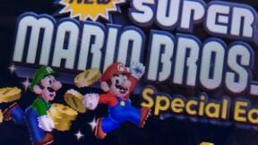 Un jeu Super Mario Bros de 1985 atteint des sommets aux enchères