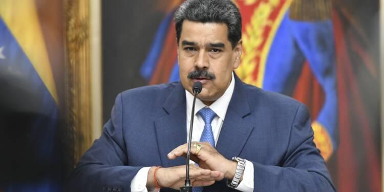 """Venezuela : Nicolas Maduro impose à Caracas un confinement """"strict"""""""