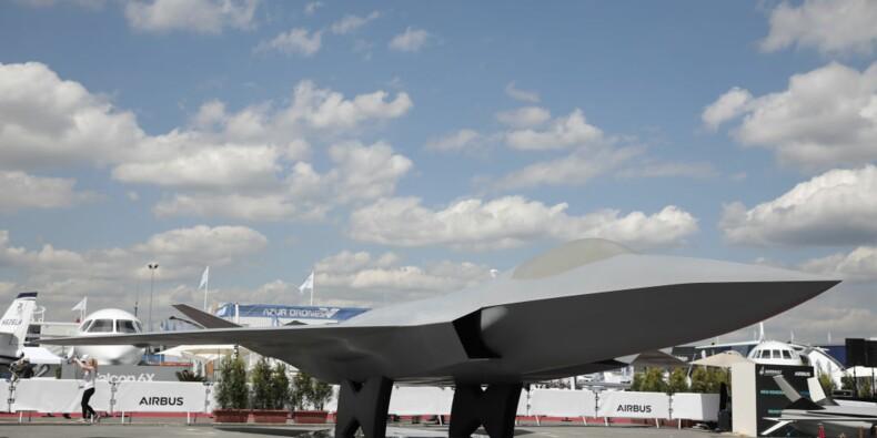 La (très) lourde facture du futur avion de combat européen