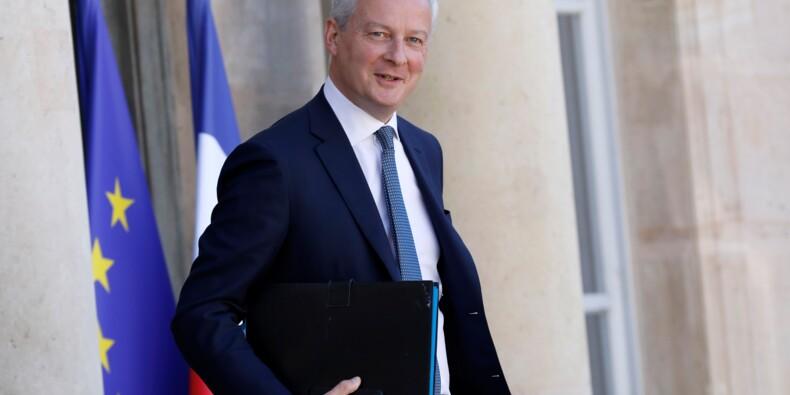Reports de charges : les PME pourraient étaler sur 3 ans le remboursement, annonce Le Maire