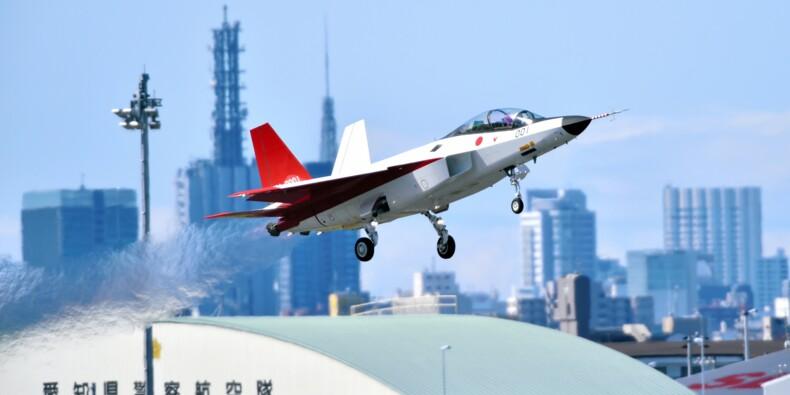 Le Japon veut développer son propre avion furtif pour 2031