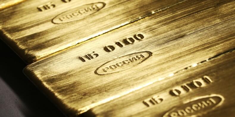 """""""L'or pourrait rallier son record grâce aux investisseurs, l'Inde et la Chine"""""""