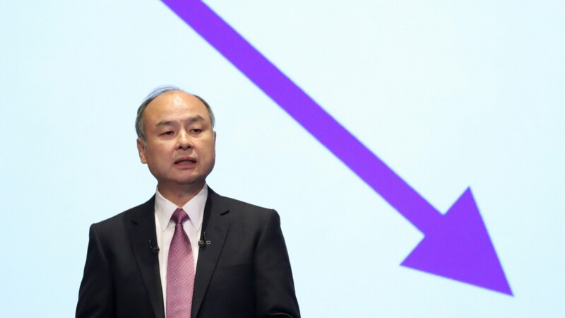 Masayoshi Son ou la chute du capitalisme arrogant