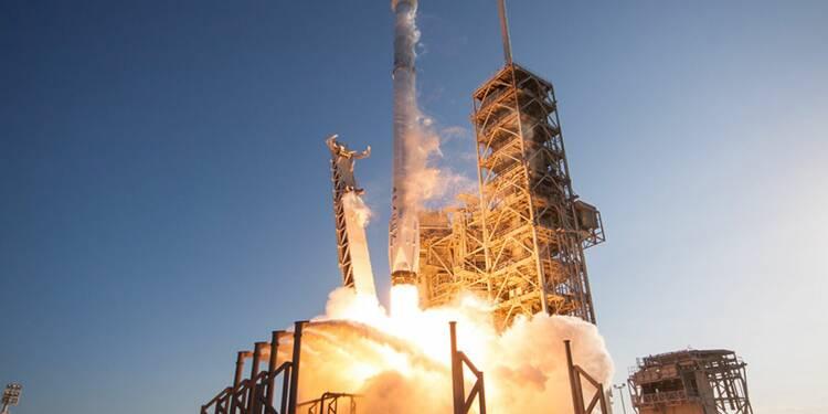 Elon Musk vise désormais 2024 pour envoyer une fusée sur Mars