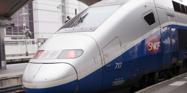 Un TGV du futur pour les JO 2024