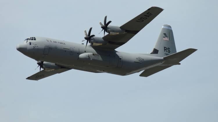 Méga contrat pour le légendaire avion de transport militaire C130J