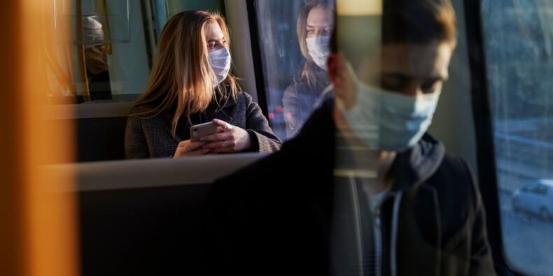 Port du masque : le Haut Conseil de la santé publique appelle à le généraliser à tous les lieux clos