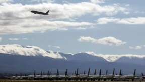 Boeing n'a plus de place pour stocker ses 787 Dreamliner