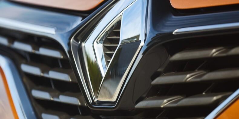 Renault a vu ses ventes s'effondrer, mais moins que PSA