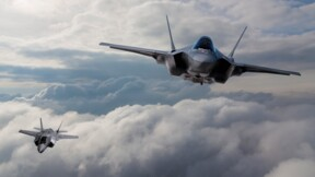 """La Royal Air Force accusée d'avoir acheté des F-35 """"périmés"""""""