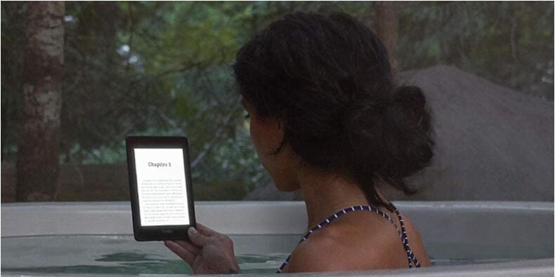 Kindle Paperwhite : la liseuse Amazon disponible en soldes à moins de 100 euros