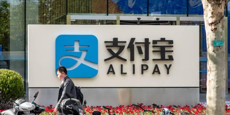 Alibaba : le géant du paiement en ligne Ant (Alipay) va entrer en Bourse