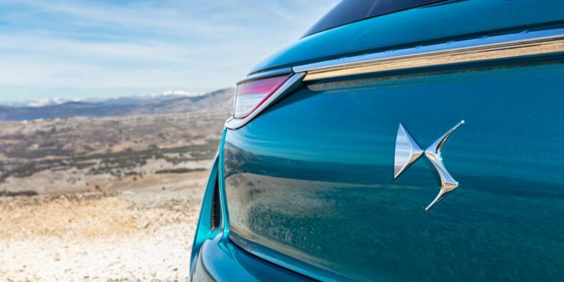 DS va arrêter les véhicules thermiques d'ici à 2025