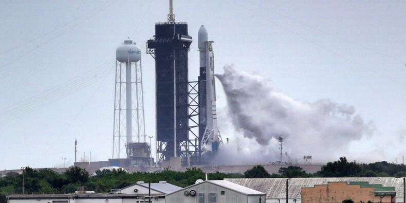 SpaceX envoie dans l'espace le premier satellite militaire sud-coréen