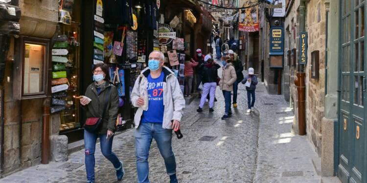 Ces villes qui imposent le port du masque dans la rue