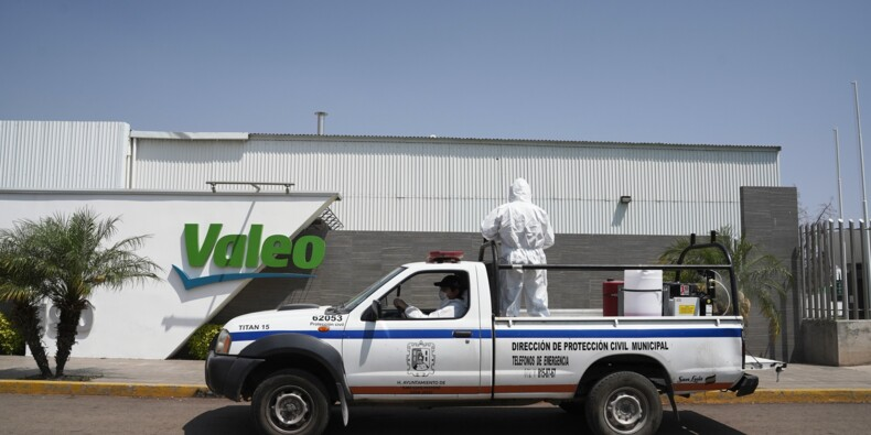 Valeo accuse une perte colossale, l'automobile devrait chuter