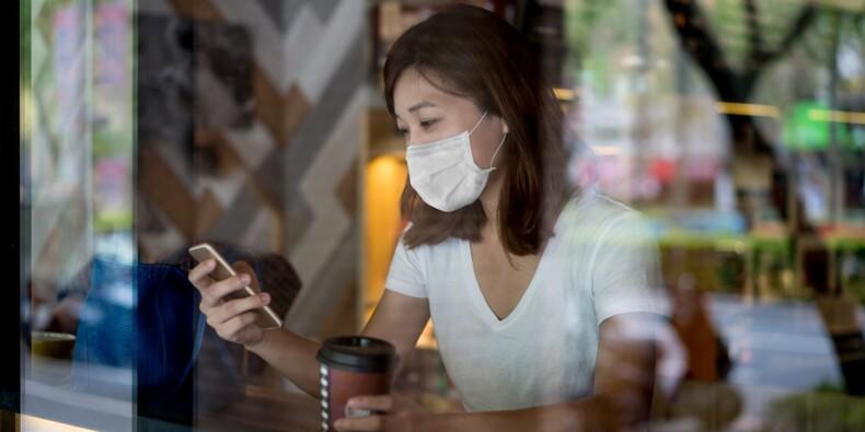 Un restaurateur californien refuse les clients qui portent un masque