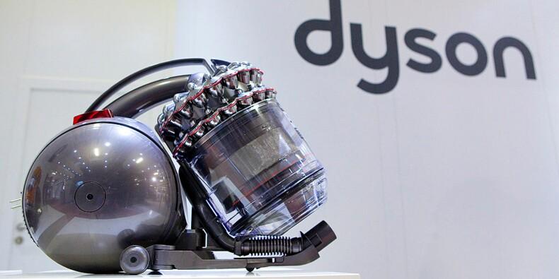 Dyson va, à son tour, sabrer dans ses effectifs