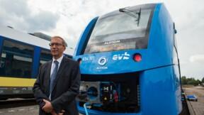 Le patron d'Alstom veut aller encore plus loin dans l'interdiction de l'avion