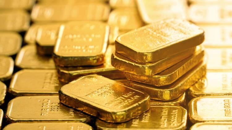La dégringolade de l'or après avoir atteint des sommets