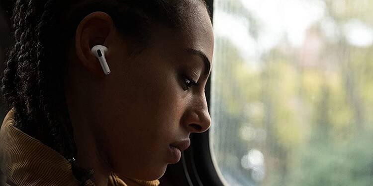 AirPods : jusqu'à -22% sur les versions Pro et 2 des écouteurs sans fil Apple
