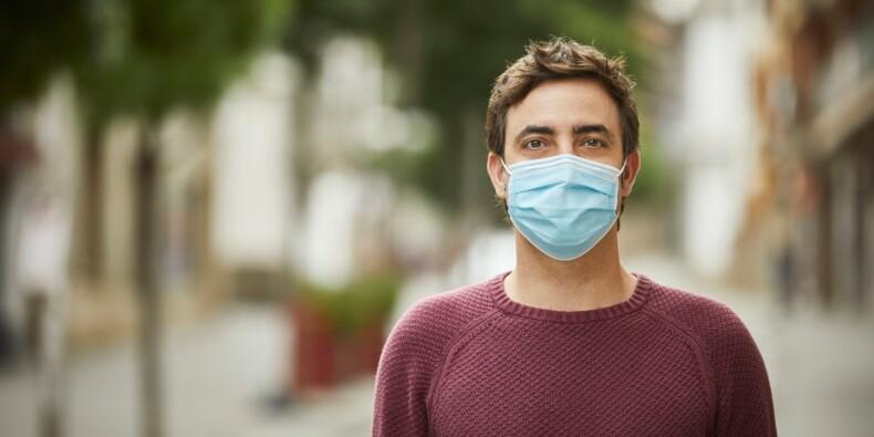 Italie : dans le Sud, l'amende pour non respect du port du masque est désormais de 1.000 euros