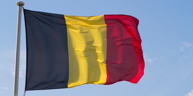 Belgique : le masque est obligatoire sur un trottoir mais pas sur l'autre