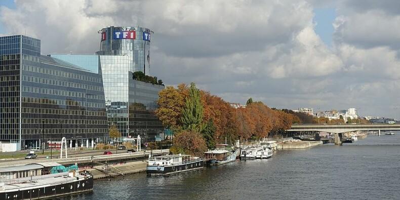 TF1 renonce à son dividende et à ses objectifs pour 2021