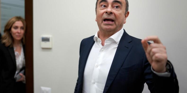 Carlos Ghosn va sortir deux livres, une série et un documentaire lui seront consacrés