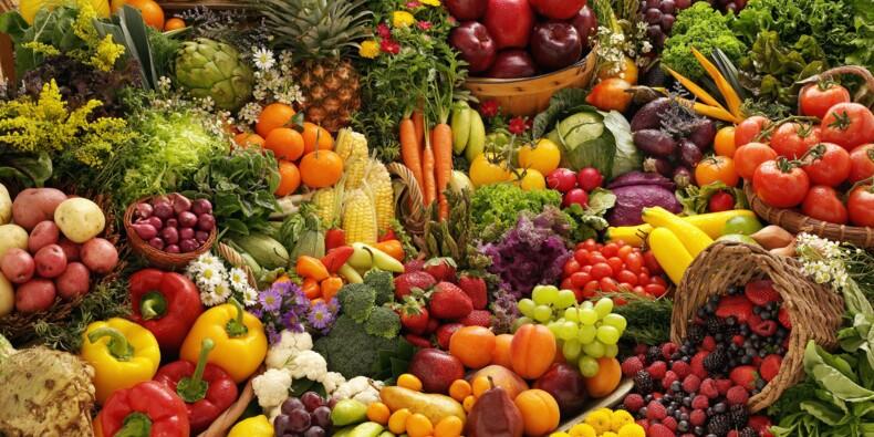 Aubergine, cerise, nectarine... ces fruits et légumes dont les prix ont explosé en un an