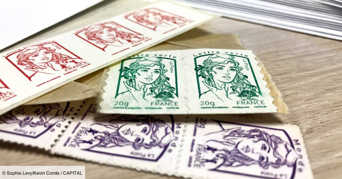 La Poste : les tarifs du courrier vont augmenter en 2022
