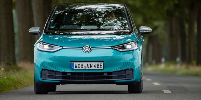 Les prix de la Volkswagen ID3 dévoilés