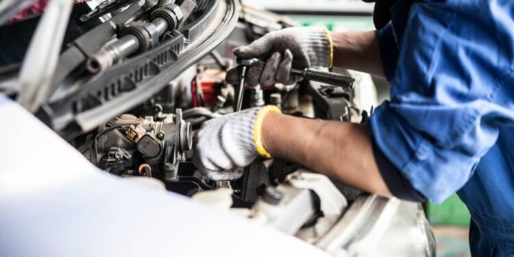 Les réparations auto qui ont le plus flambé ces dernières années