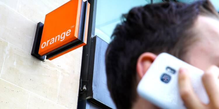 Télécoms : Orange confirme ses objectifs annuels, malgré le recul 10% de son bénéfice net