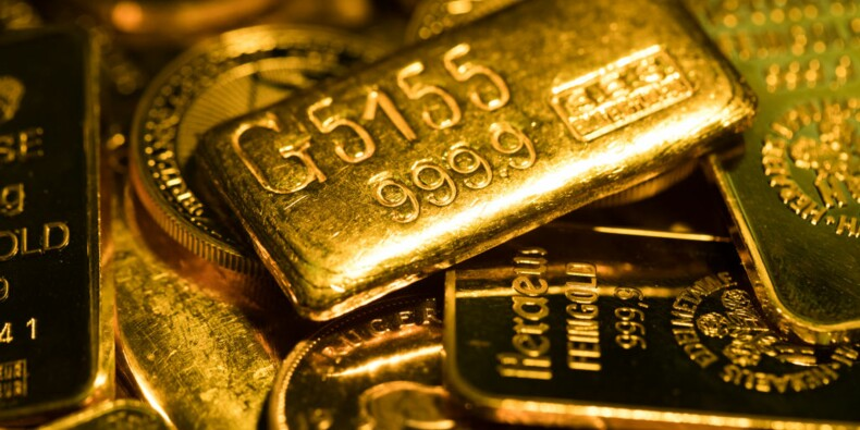 Les investisseurs se ruent sur l'or